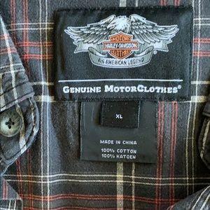 Harley Davidson short sleeve